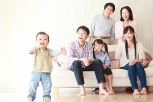 家族信託イメージ